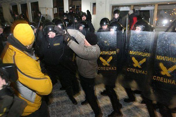 Экс-кандидата в президенты Беларуси замучили в тюрьме