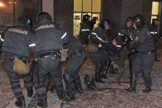 За беспорядки в Минске милиция арестовала 5 кандидатов в президенты