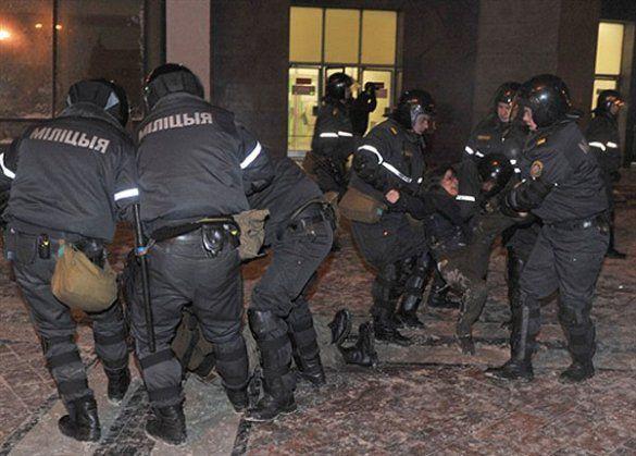 Протести опозиції у Мінську_29