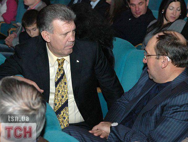 Басков і Кабальє заспівали для політиків та зірок