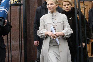 Тимошенко знову викликали на допит