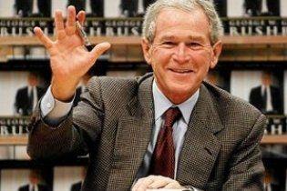 Мемуари Буша-молодшого встановили рекорд продажів