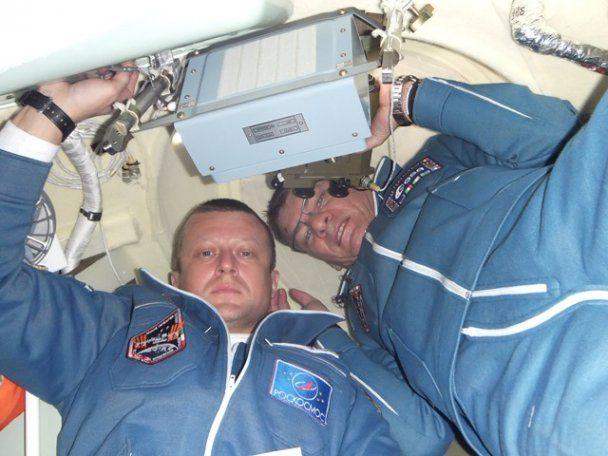 Путешествие к Международной космической станции в фото
