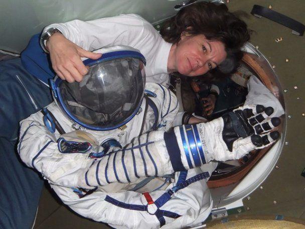 Подорож до Міжнародної космічної станції у фото