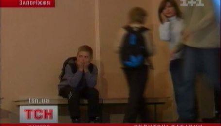 В Запорожской области драка школьников на перемене обернулась трагедией