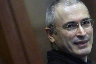 """Ходорковський пожалів Путіна і побажав йому любові """"не тільки від собак"""""""