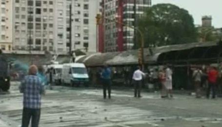 В Латинской Америке вспыхнули массовые беспорядки