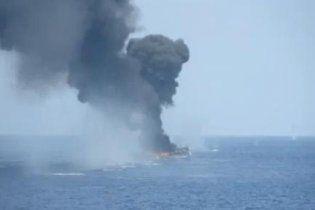 В Интернете всплыло видео расстрела пиратов российскими моряками