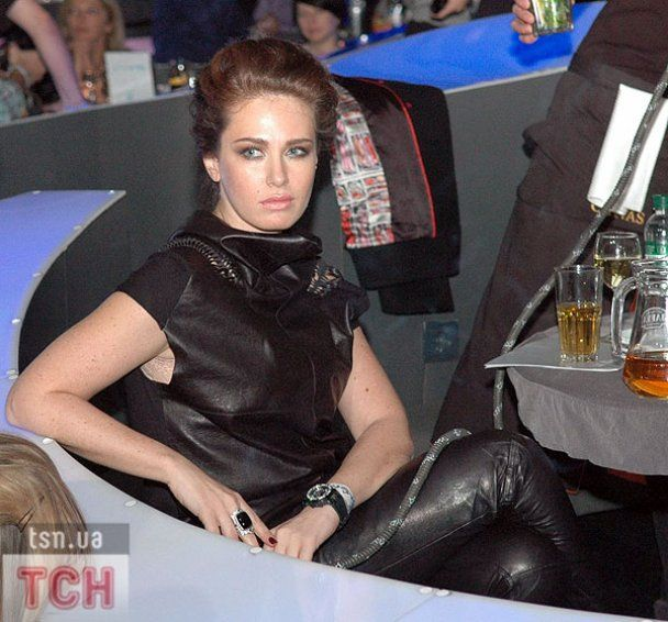 Наталья Могилевская уже отпраздновала Новый 2011 год