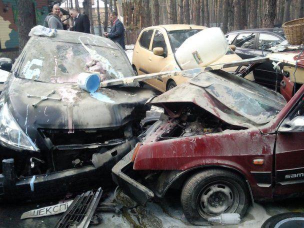 Виталий Козловский попал в ДТП