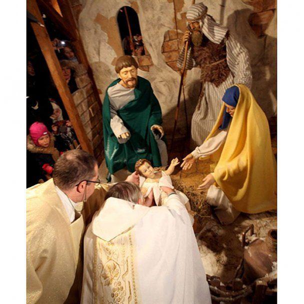 Католики і протестанти відзначають Різдво