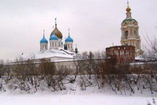 В московском монастыре во время детской елки произошел пожар