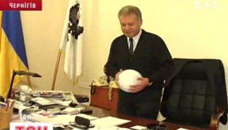 Чернигов объявил кастинг в национальную сборную по футболу