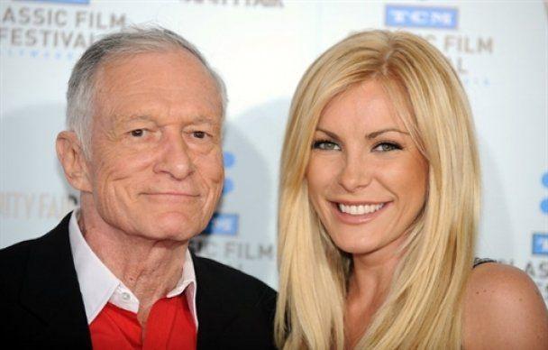84-річний засновник Playboy заручився з 24-річною моделлю