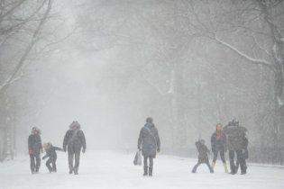 Погода в Україні на вівторок, 4 січня