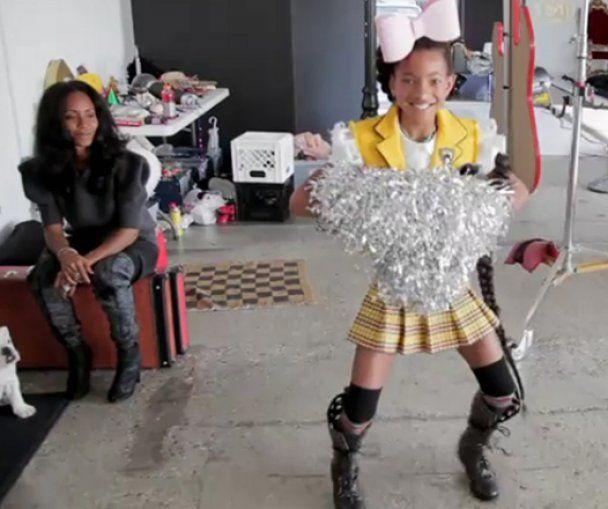 10-річна Віллоу Сміт знялась для обкладинки глянцю