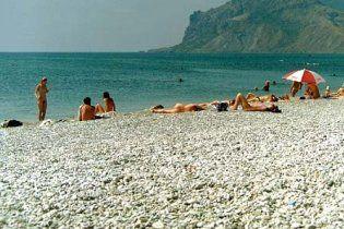В Крыму открылся купальный сезон
