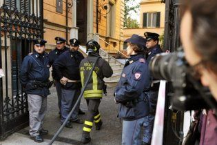 В Риме обезвредили взрывчатку, обнаруженную возле греческого посольства