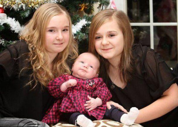 Американка народила близнюків з різницею в 11 років