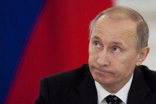 Путин опять раскритиковал НАТО за войну с Ливией