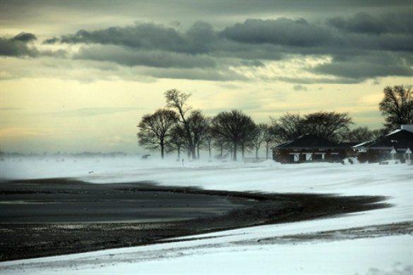 Снігова буря у США_8