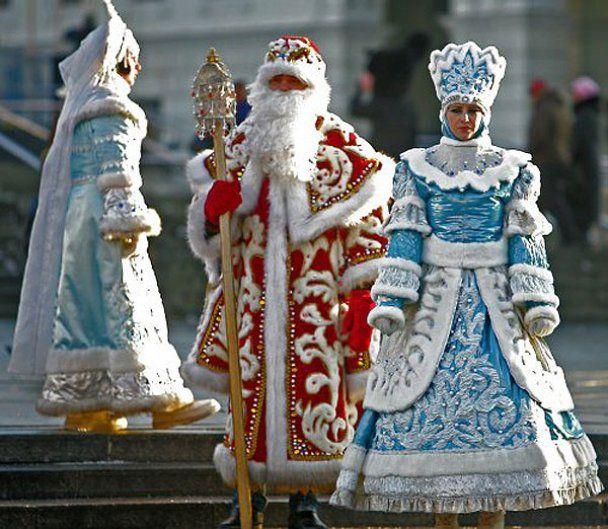 Українці готуються до зустрічі Нового року