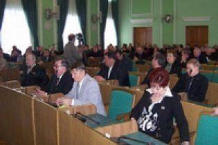Херсонських депутатів змусять вивчити і співати гімн України