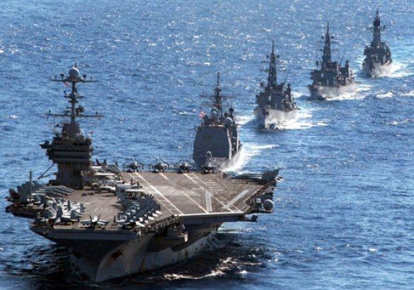 Флот ВМС США, Японія