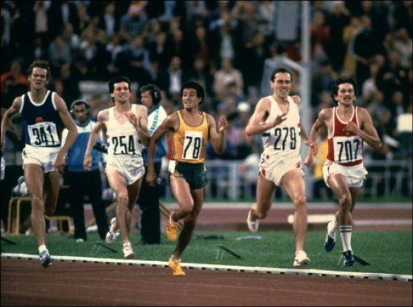 Олімпіада у Москві, 1980