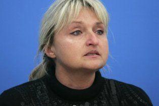 Дружина Луценка порівняла чоловіка з новорічною ялинкою