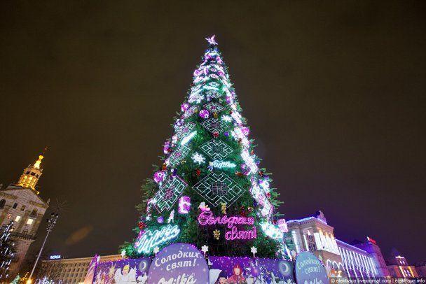 На Майдані для киян готують феєричний Новий рік