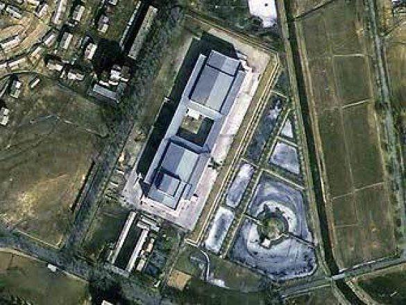 Північнокорейський ядерний центр в Йонбені