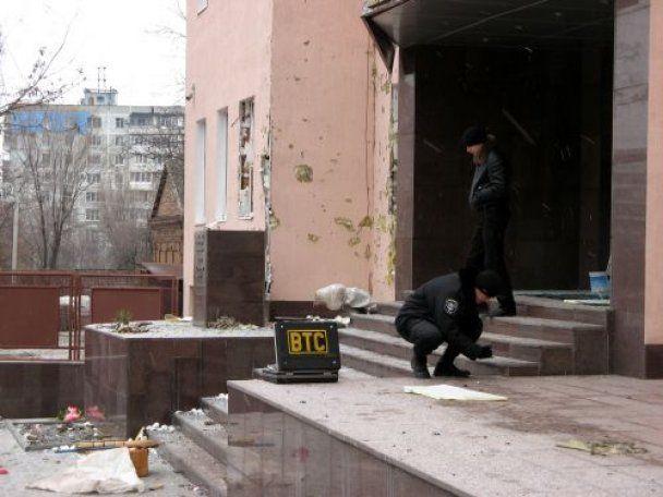 """Міліція виправдала """"свободівців"""": Сталіна підірвали не вони"""