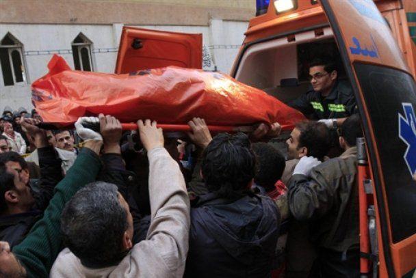 У Єгипті біля церкви стався теракт: десятки жертв