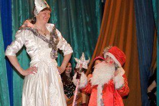 Самая высокая женщина Украины отпраздновала Новый год в исправительной колонии