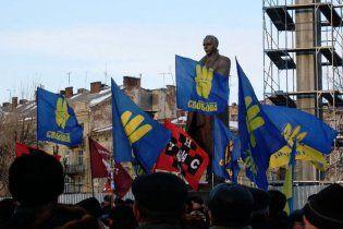 У Держдумі РФ оголосили зрадниками усіх, хто за Тягнибока і Бандеру