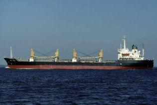 На захваченном пиратами судне находятся 6 украинских моряков
