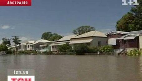 В Австралии - мощные наводнения
