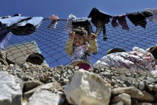 Греция отгородится от Турции 12-километровым забором