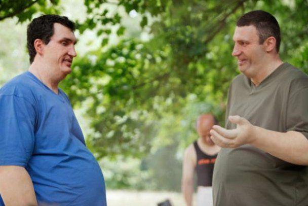 Віталій Кличко розповів, як став товстуном