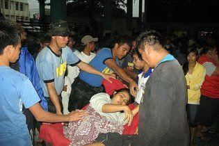 Жертвами наводнения на Филиппинах стали 13 человек