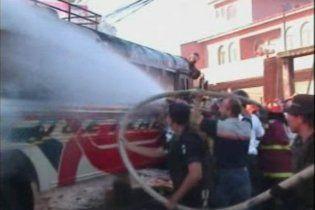 У Гватемалі підірвано пасажирський автобус: є жертви