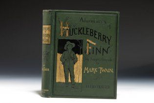 """У США із книг Марка Твена виріжуть """"образливі"""" слова """"негр"""" і """"раб"""""""