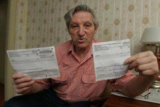Украинцы вдвое переплачивают за услуги ЖКХ