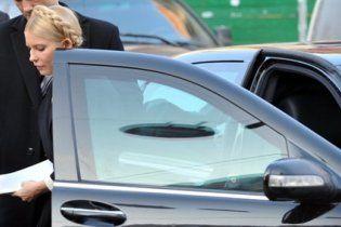 Тимошенко собралась уехать в Бельгию
