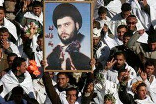 Лидер иракских шиитов призвал сторонников бороться с США