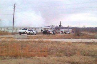 У штаті Теннессі згорів збройовий завод