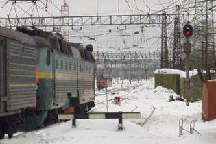 В России пассажирский поезд сошел с рельсов