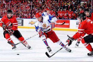 Росія знищила Канаду у фіналі чемпіонату світу з хокею