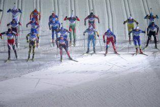 Биатлон. Украина начала год с 4-го места в мужской эстафете